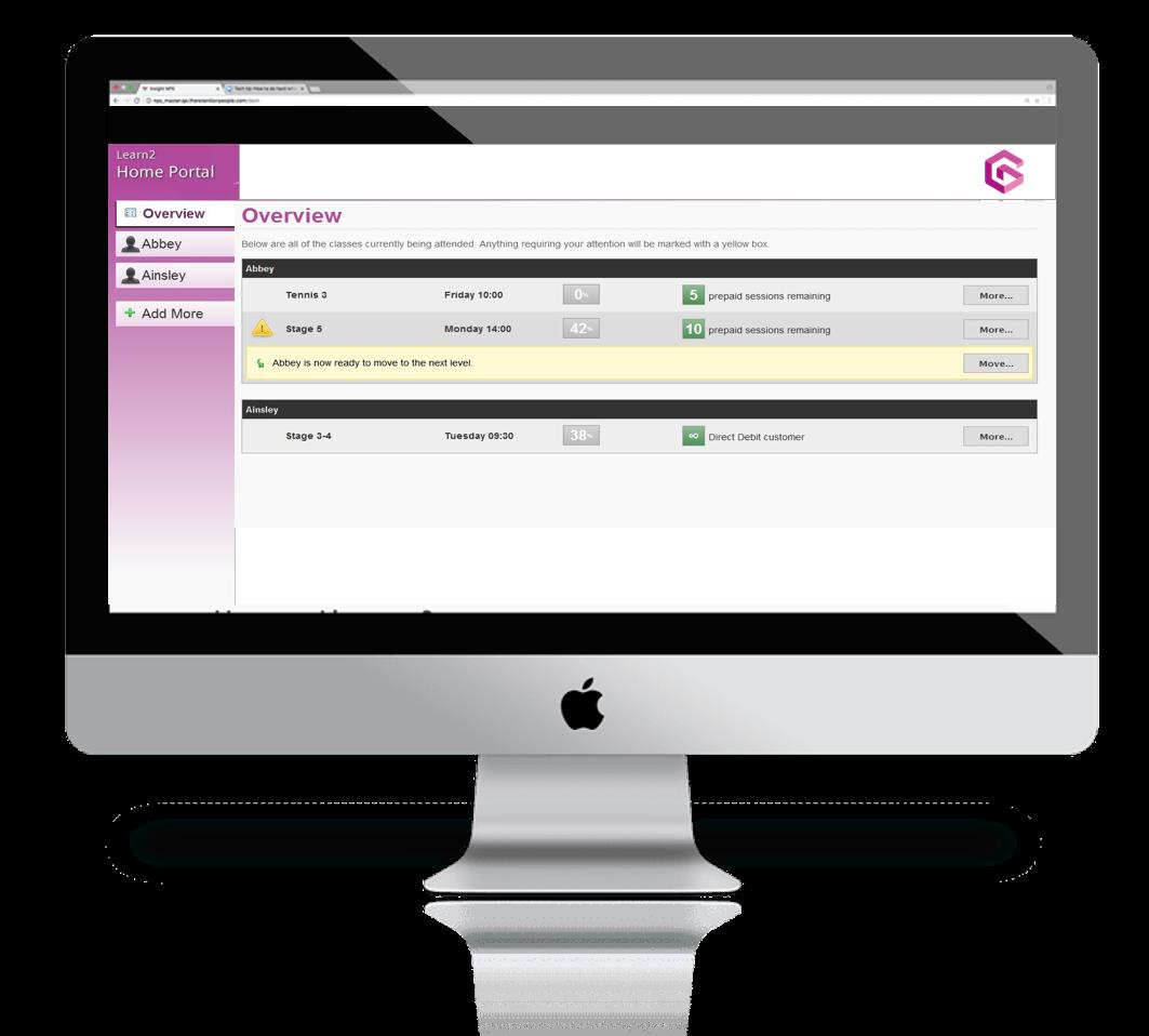 Learn2 Home Portal enroll home screen.png