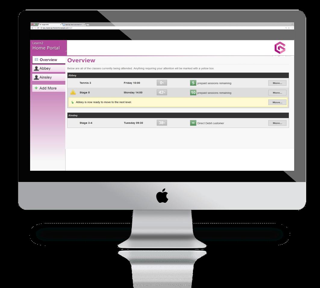 Learn2 Home Portal screen shot.png