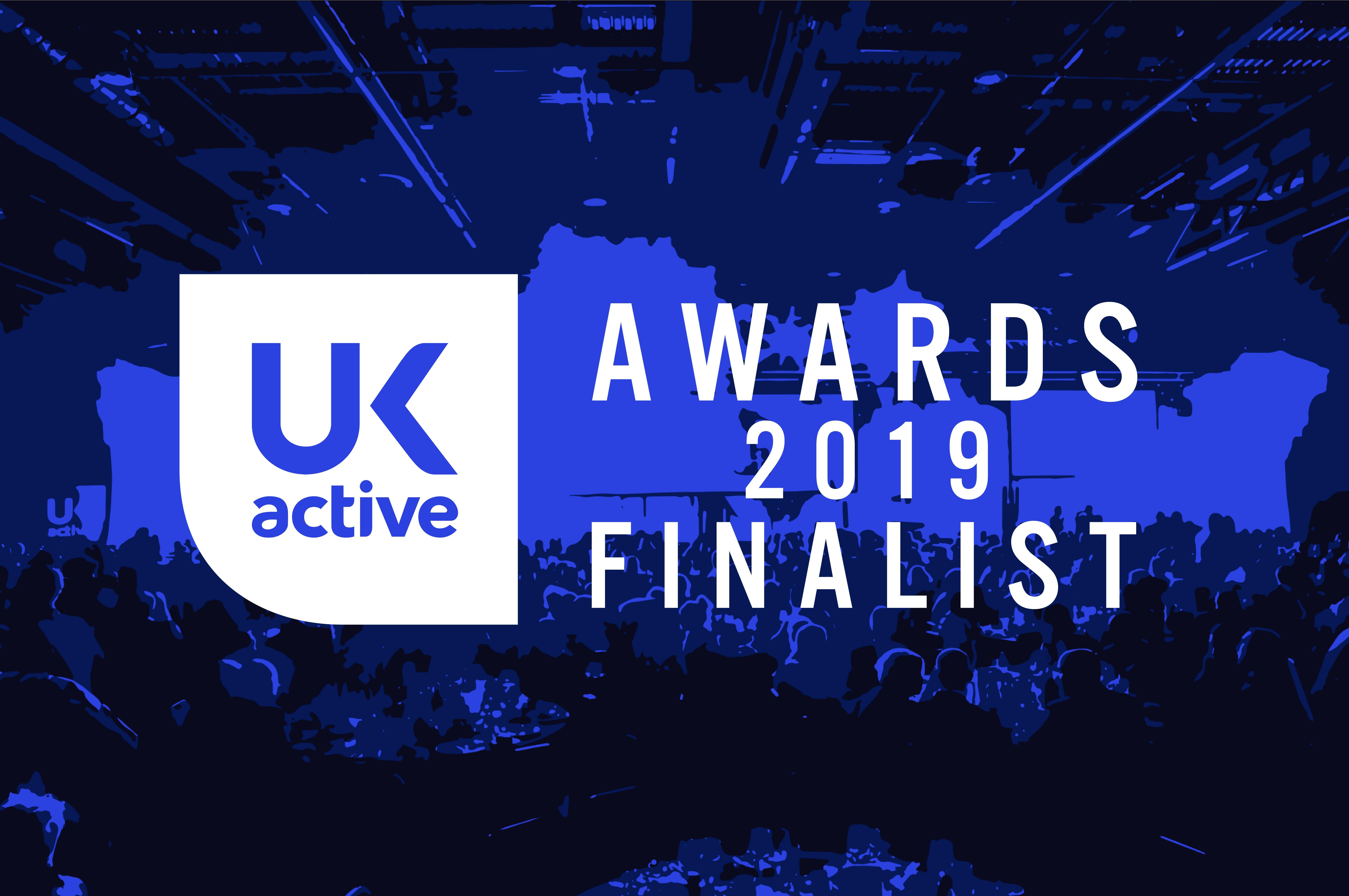 Ukactive 2019 Finalist Logo